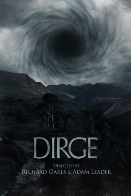 Dirge poster - feature films by dark fable media
